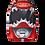 Thumbnail: Sprayground Red Ranger Helmet Backpack