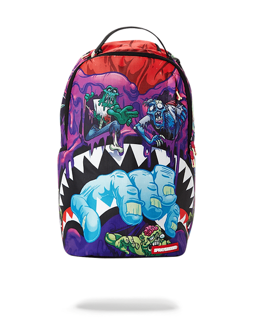 Sprayground Night of the Zombie Shark Backpack