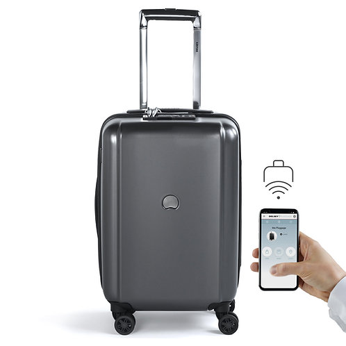 """Delsey Pluggage 19"""" International Carry-On"""