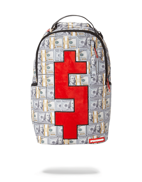 Sprayground Velour Money Backpack