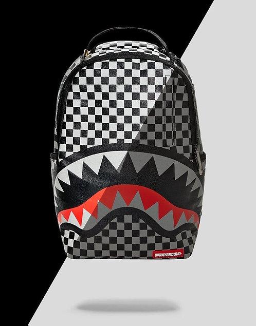 Sprayground 3M Reflective Sharks in Paris Backpack
