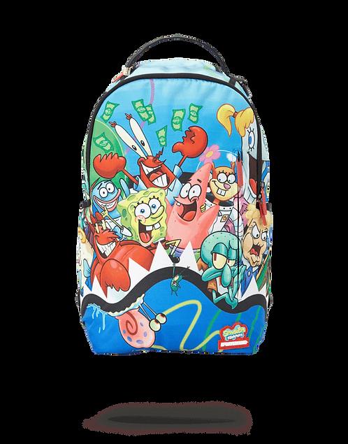 Sprayground Shark Squad Backpack