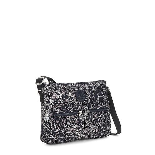 Kipling New Angie Printed Crossbody Bag