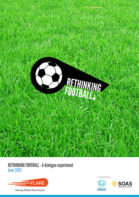 Rethinking Football proof of concept report