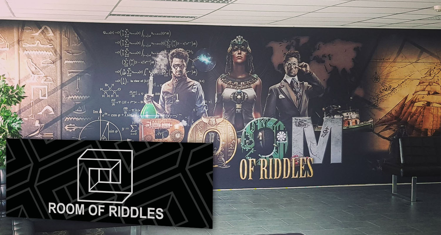 ROOM OF RIDDLES