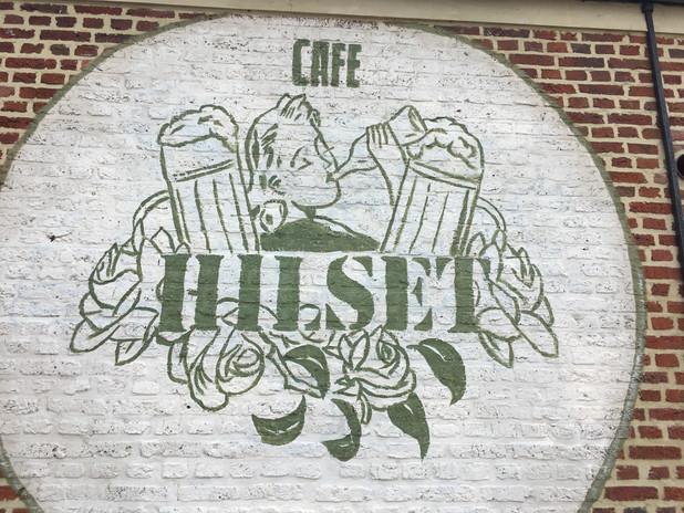 Logo Cafe Hilset
