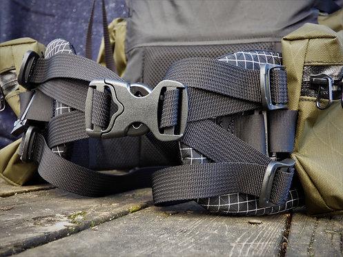 Dual Adjust Hip Belt Buckle