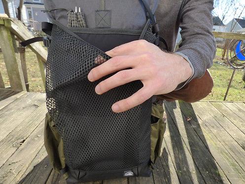 Half Lycra Front Pocket (Milo Pocket)