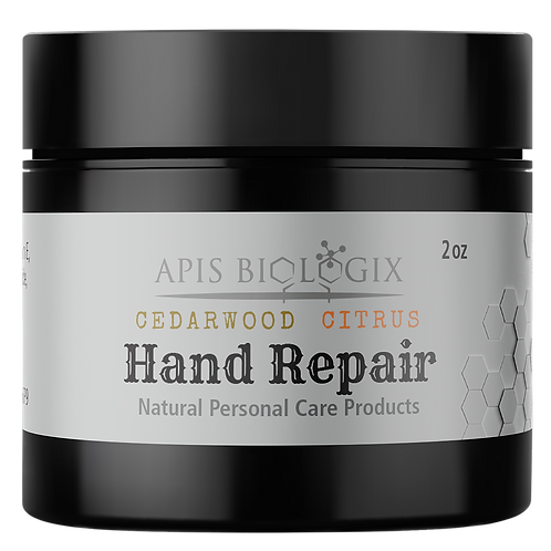 Cedarwood Citrus Hand Repair