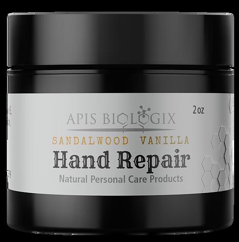 Sandalwood Vanilla Hand Repair