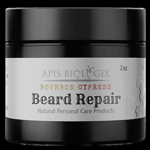 Bourbon Cypress Beard Repair