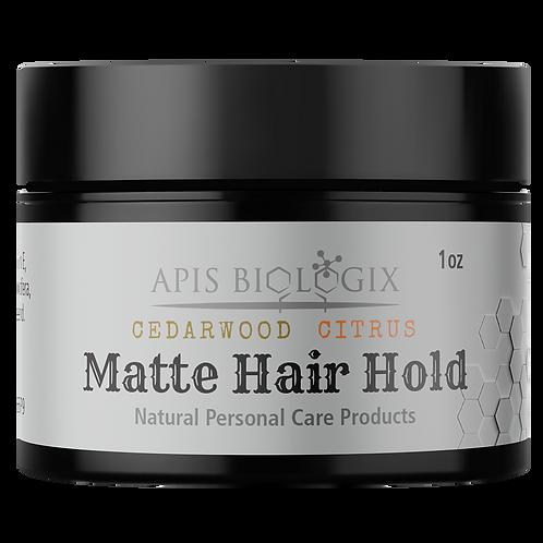 Cedarwood Citrus Matte Hair Hold
