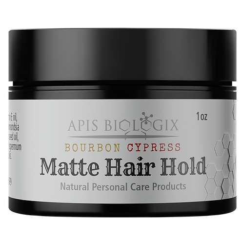 Bourbon Cypress Matte Hair Hold