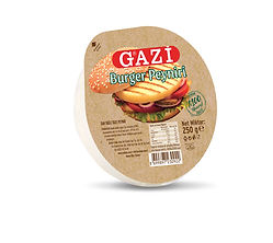 Gazi Cheese 3D Mockup