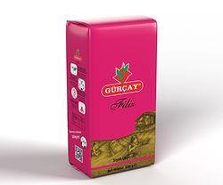 Gurcay Tea 3D Mockup