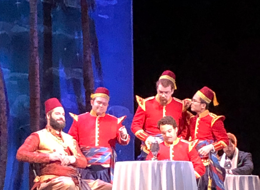 Opera Omaha Abduction from the Seraglio