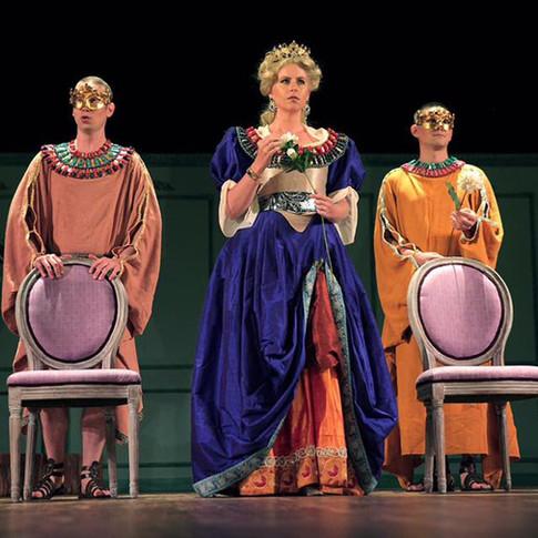 Dido and Aeneus