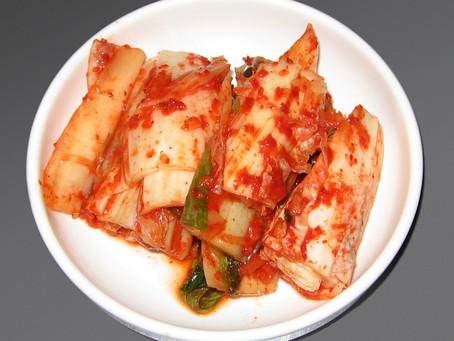 The Kimchi Revolution