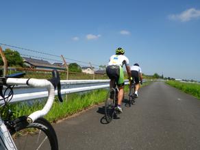 2021-7-18(日)山ばっか班の平地サイクリング