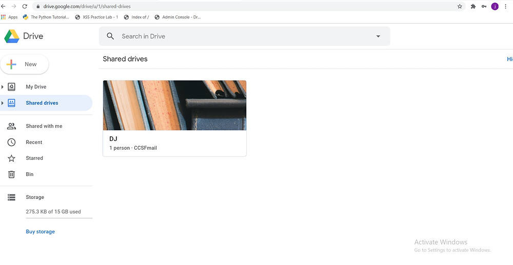 Unlimited Google Drive Storage for free