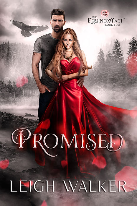 Promised (The Equinox Pact Book 2)