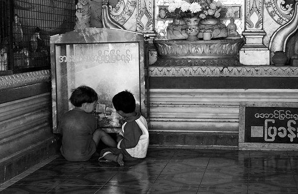 Mandalay, Myanmar (Burma) 2005