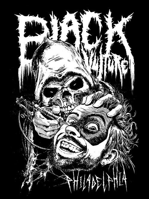 Black Vulture Blackout T-Shirt
