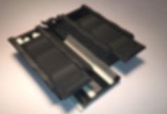 Distri Rolls regular étui distributeur de feuilles, filtres et tabac