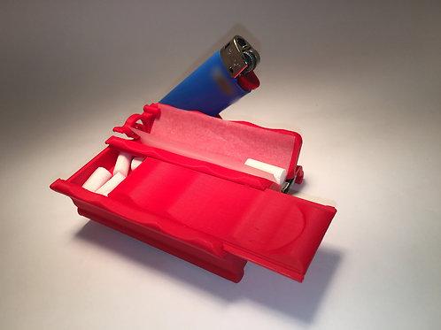 Regular  filtres et briquet, Rouge