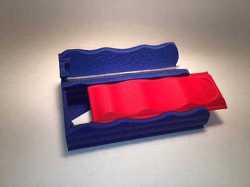 Distri Rolls Slim box,bleu et rouge