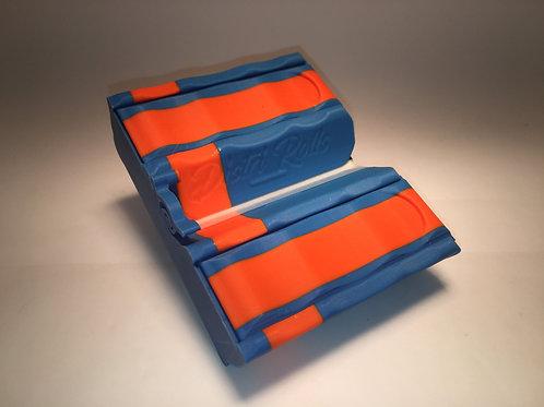 Regular filtres et tabac, Bleu clair et Orange