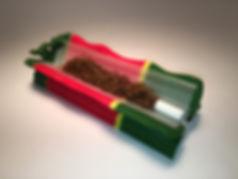 Distri Rolls Slim étui distributeur de feuilles à rouler slim