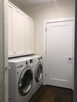 Laundry Room - Shaker - White