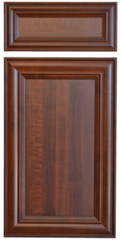 5 Piece Traditional Recessed Panel