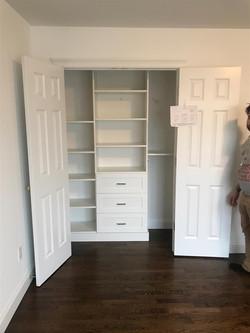 Son's Bedroom - White Shaker
