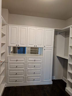 Raised Panel Doors - Guest Rooms and