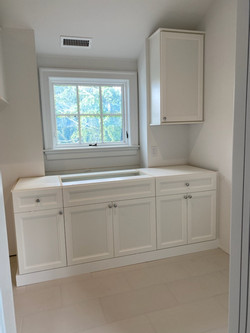 Laundry Room - White