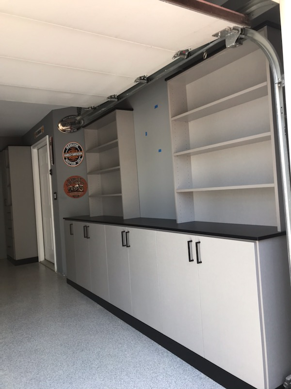Garage - Brushed Aluminum