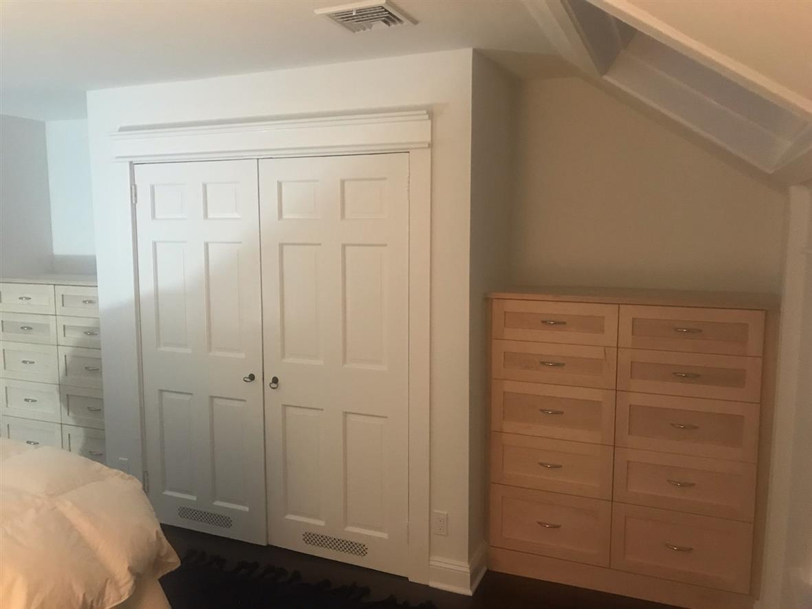 Bedroom Dresser Units-Paintgrade Shaker