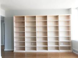 Living Room Bookshelves - Paintgrade