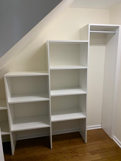 Vertically Challenged Pantry
