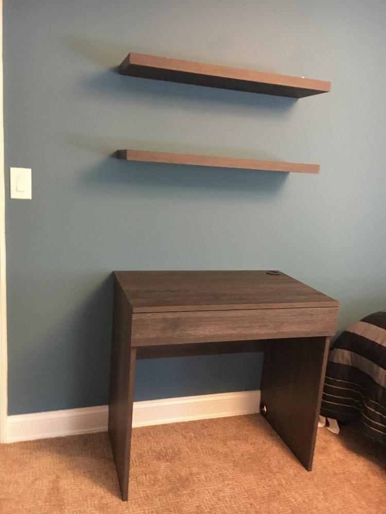 Son's Room Desk- Roble Chicago (Finsa)
