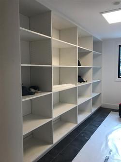 Storage Room -White Melamine
