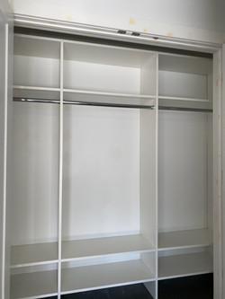 Mudroom Reach In Closet