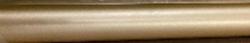 Brushed Brass Hanging Rod