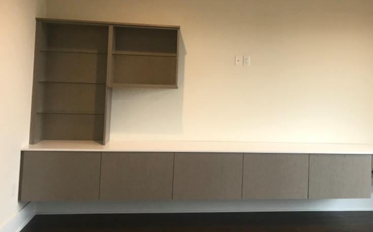 Floating Wall Unit - Latitude East Alto