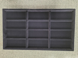 Sunglass Insert with 16 Compartments
