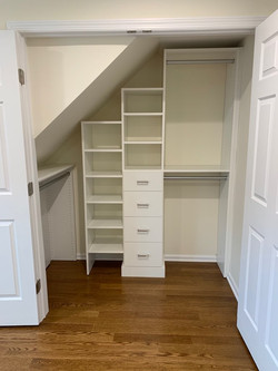 Vertically Challenged Boys Room