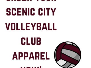 SCVBC Apparel Store is now open!