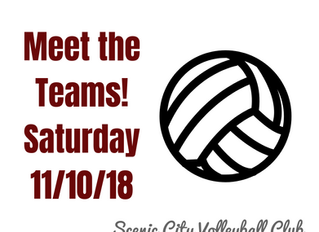 SCVBC Introduction Meeting 11/10/18